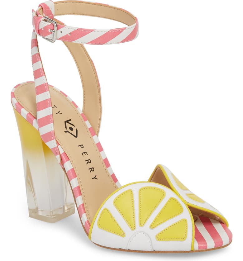 KATY PERRY The Citron Sandal, Main, color, 756