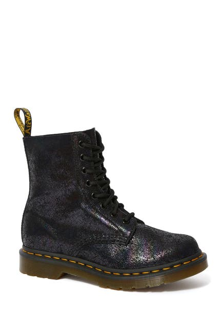 Image of Dr. Martens 1460 Pascal Iridescent Crackle Boot