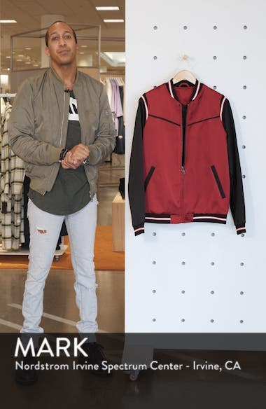 Smart Bomber Jacket, sales video thumbnail