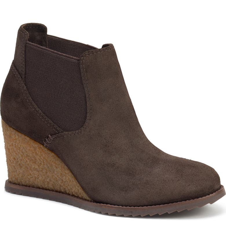TRASK Tatum Wedge Bootie, Main, color, 200