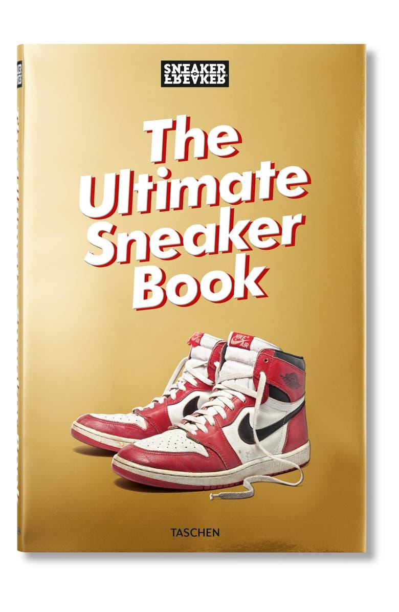 TASCHEN BOOKS 'Sneaker Freaker' Book, Main, color, 710