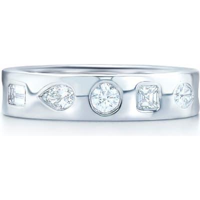 Kwiat Multi Shape Diamond Stacking Ring