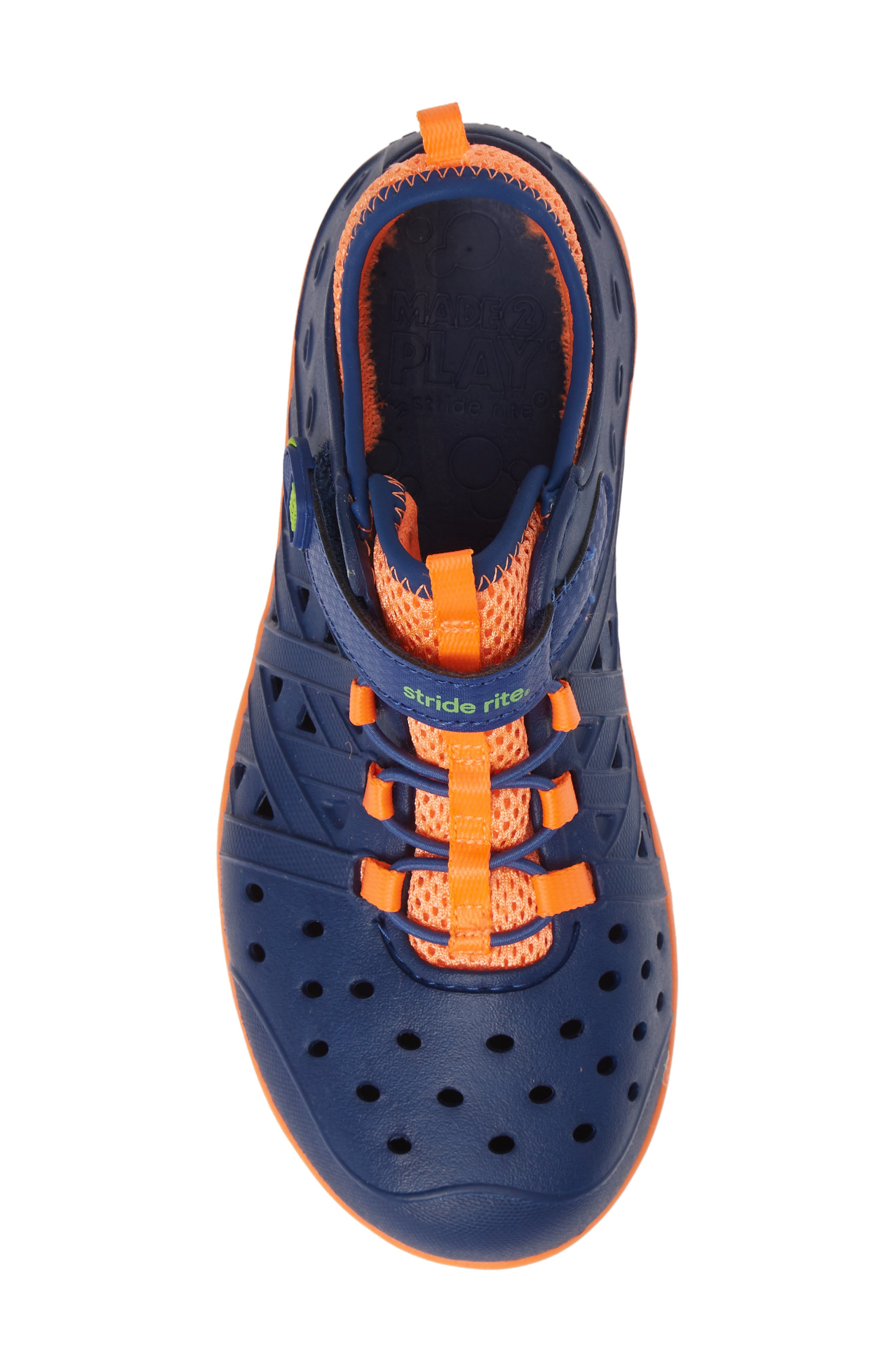 ,                             Made2Play<sup>®</sup> Phibian Sneaker,                             Alternate thumbnail 5, color,                             NAVY/ NAVY