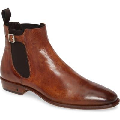 John Varvatos Star Usa Lewis Chelsea Boot, Brown