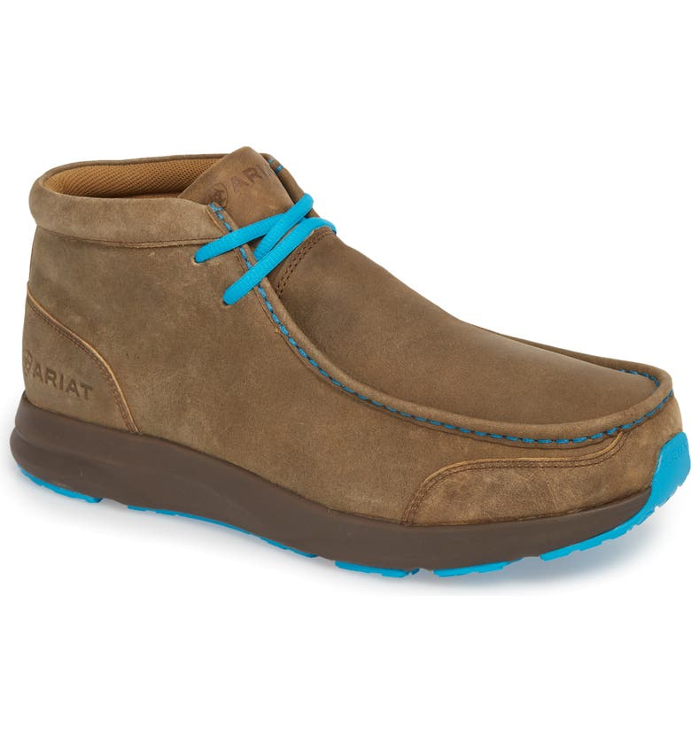 ARIAT Spitfire Chukka Boot, Main, color, 200