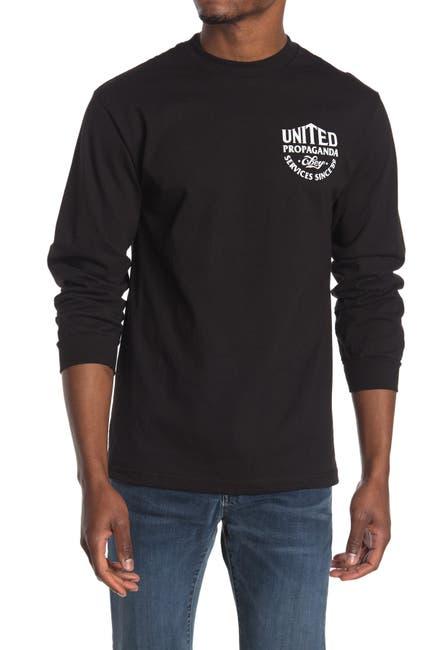 Image of Obey United Propaganda Service Crew Neck