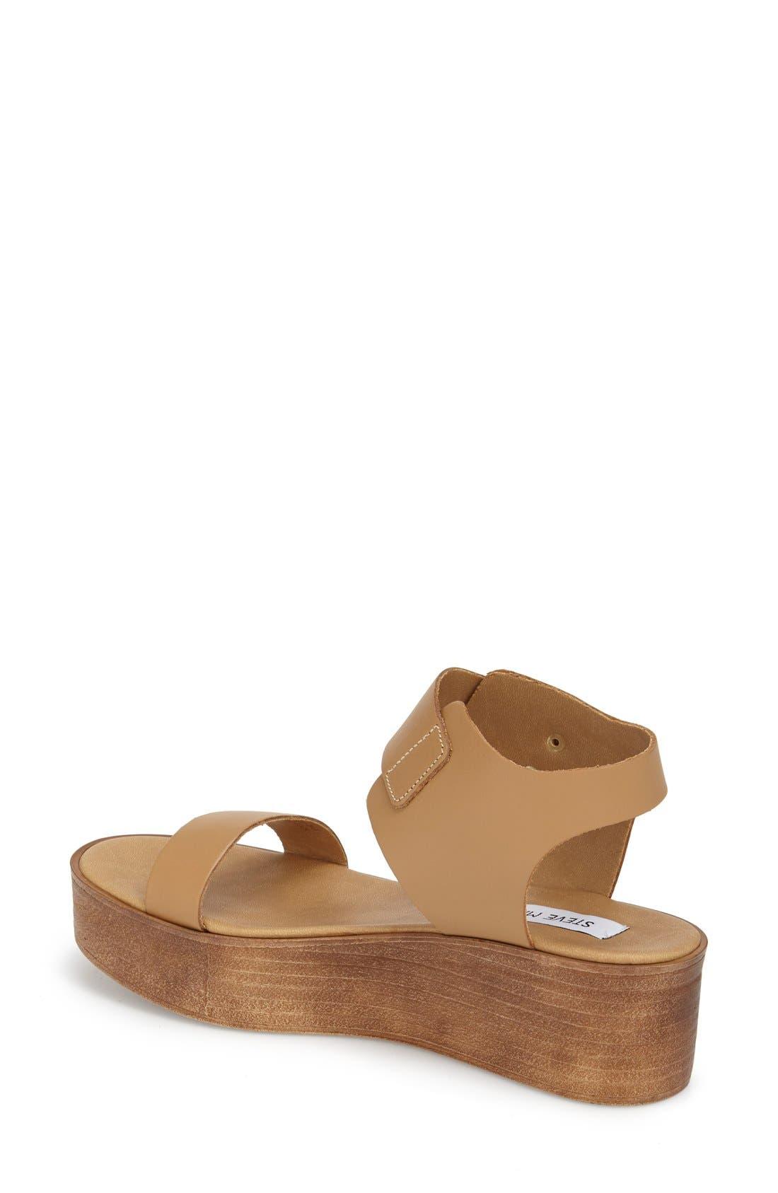 ,                             'Madylynn' Platform Sandal,                             Alternate thumbnail 7, color,                             250