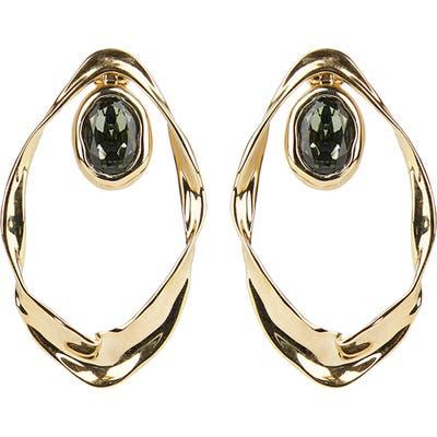Alexis Bittar Future Antiquity Crumpled Orbit Earrings