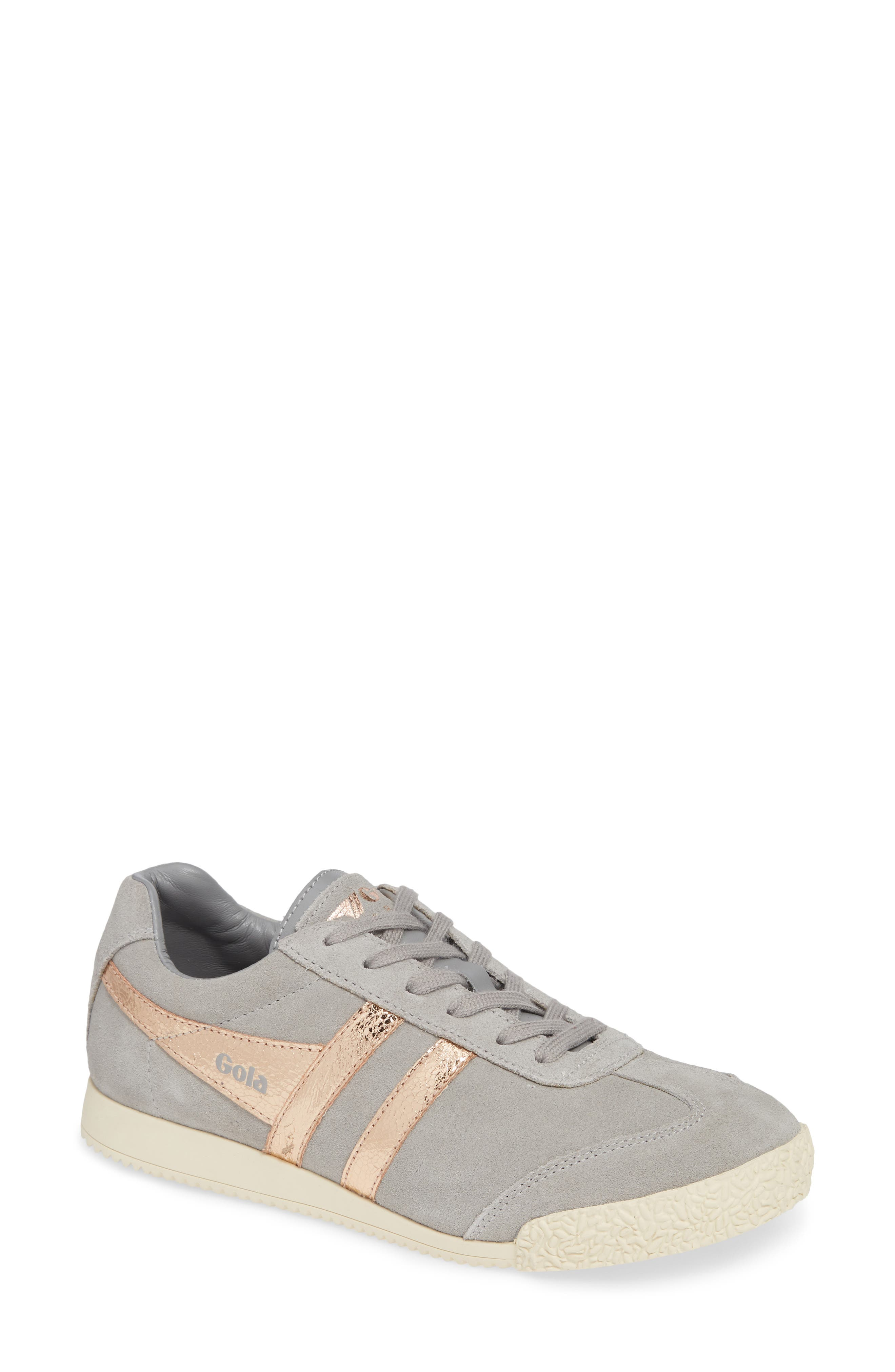 Gola Harrier Mirror Sneaker, Grey