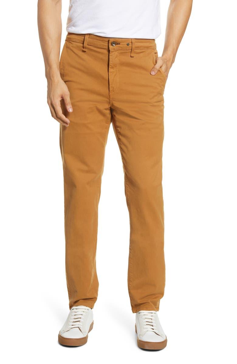 RAG & BONE Fit 2 Classic Chino Pants, Main, color, TRUE KHAKI