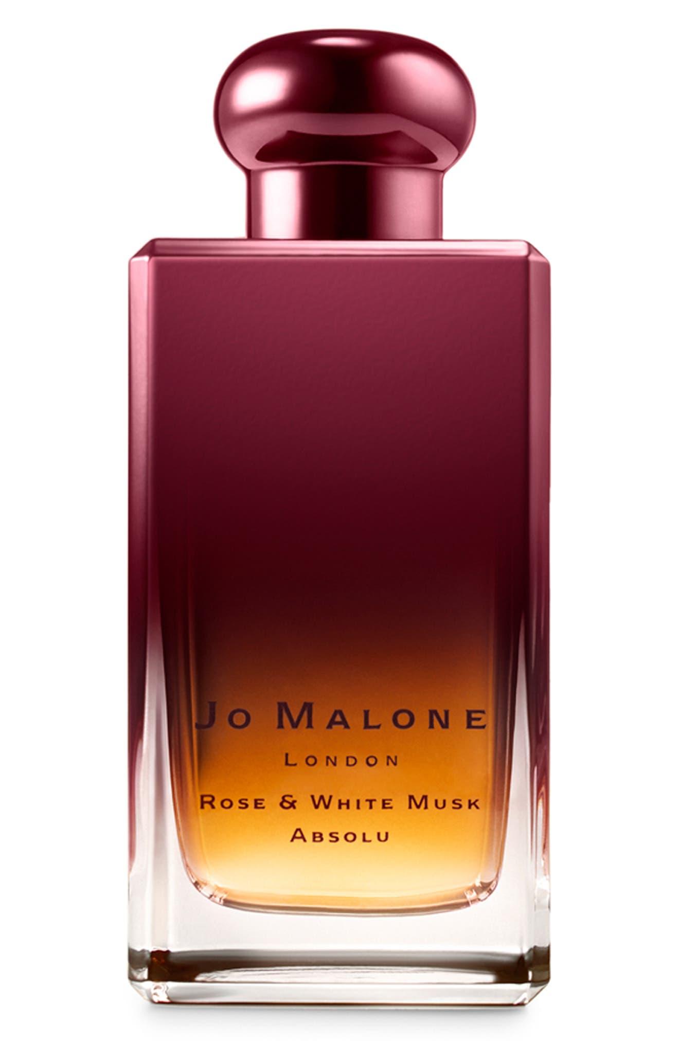 Jo Malone London(TM) Rose & White Musk Cologne Absolu