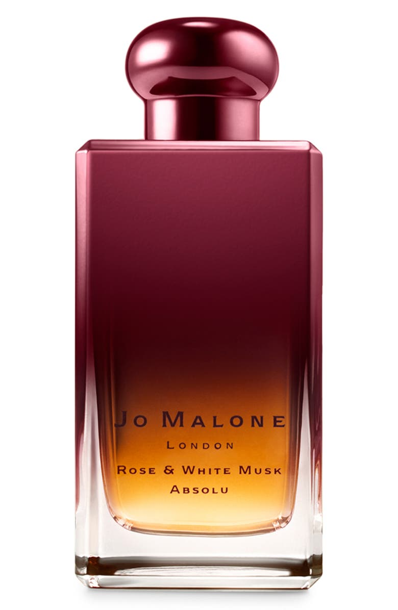 JO MALONE LONDON<SUP>™</SUP> Rose & White Musk Cologne Absolu, Main, color, NO COLOR
