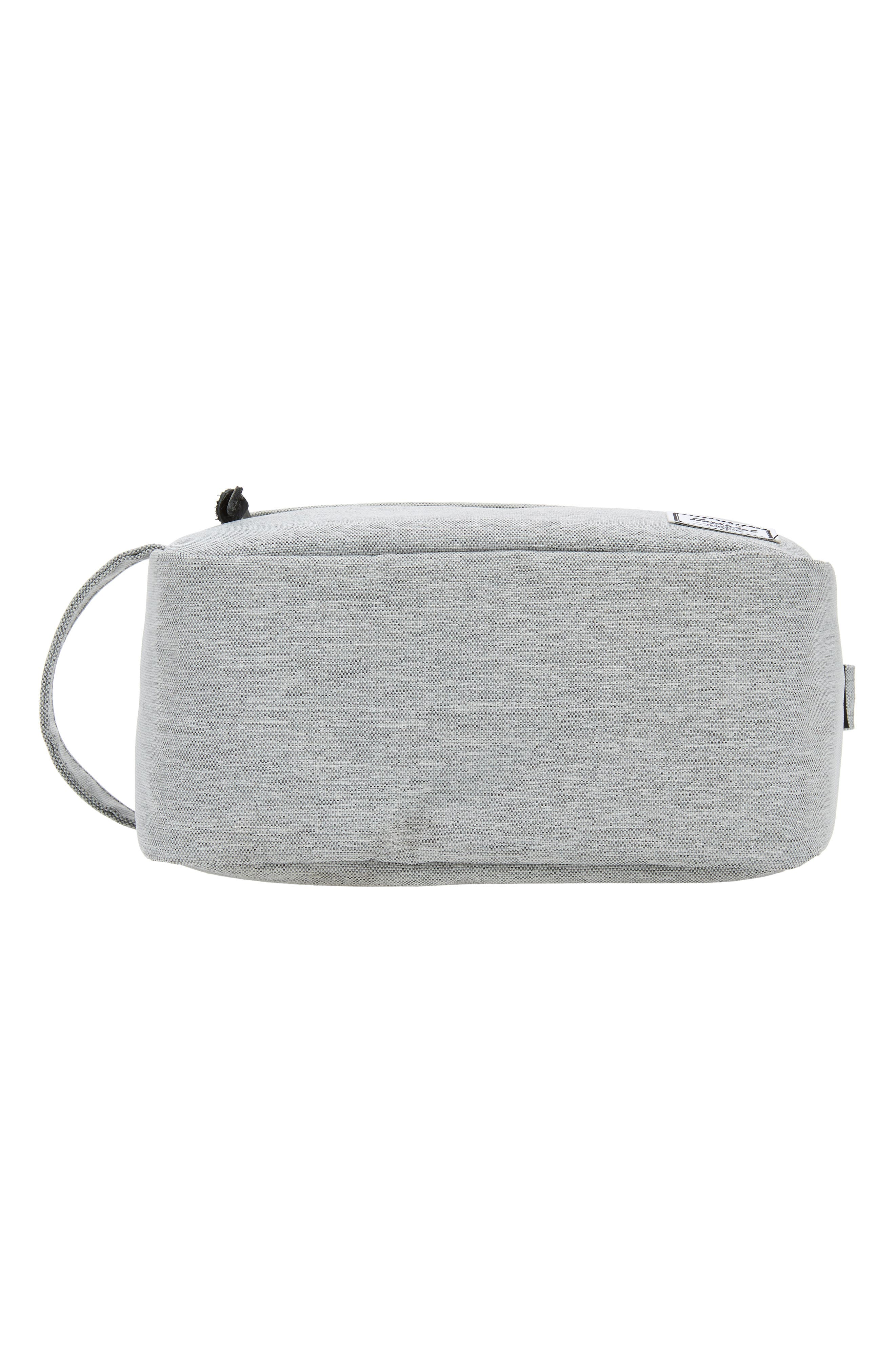 ,                             Chapter Toiletry Case,                             Alternate thumbnail 5, color,                             LIGHT GREY CROSSHATCH