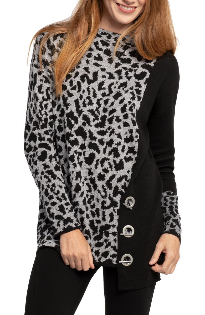 NIC+ZOE Spot On Toggle Top, Main, color, 009