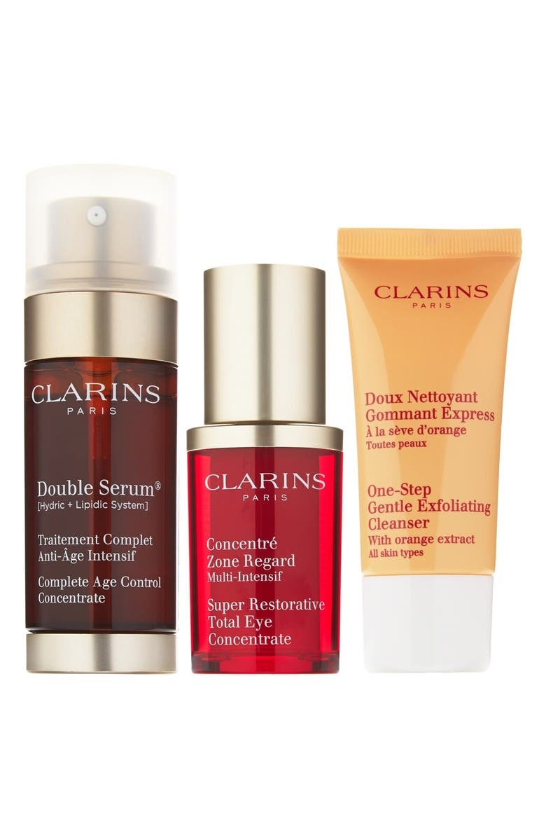CLARINS 'Age-Defying' Line Smoothing System, Main, color, 000