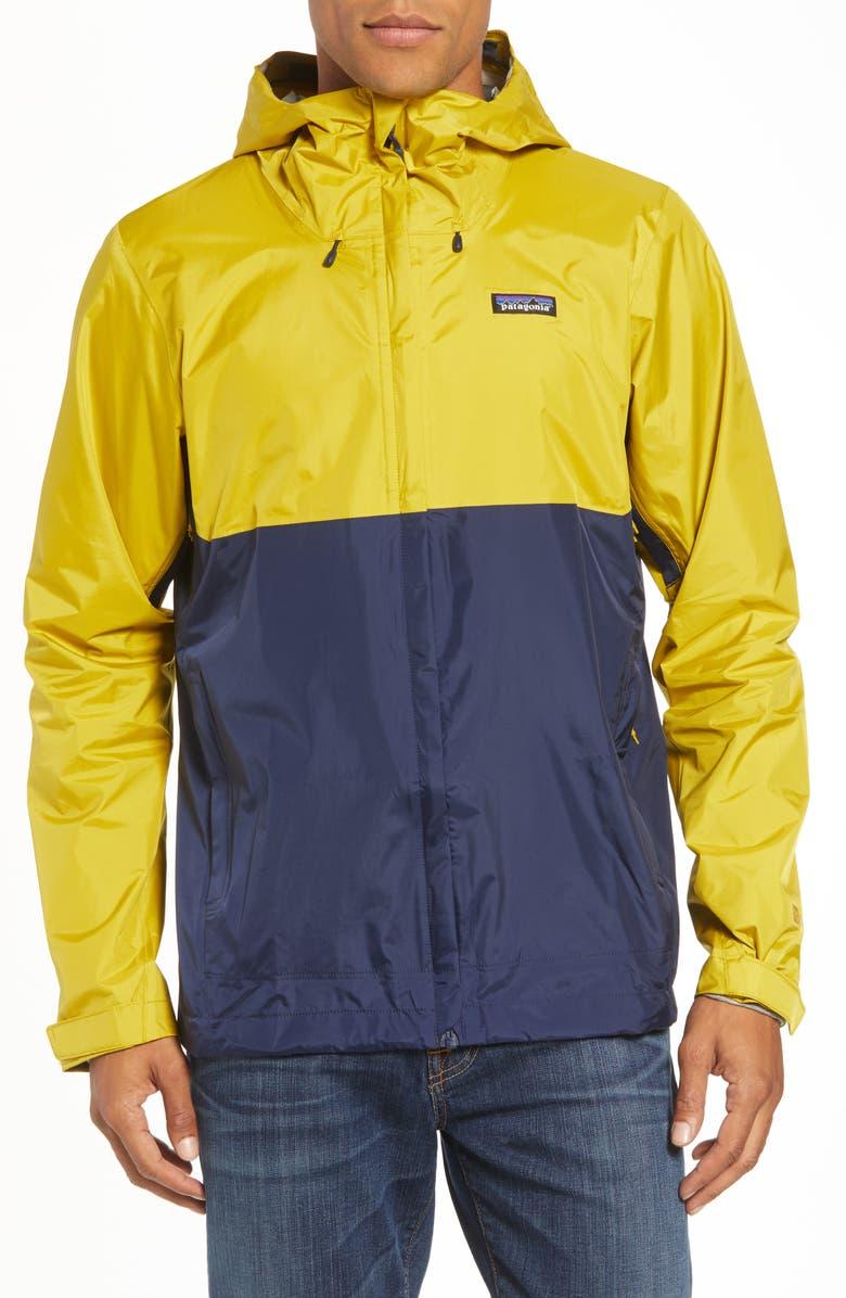 PATAGONIA Torrentshell Packable Rain Jacket, Main, color, 309