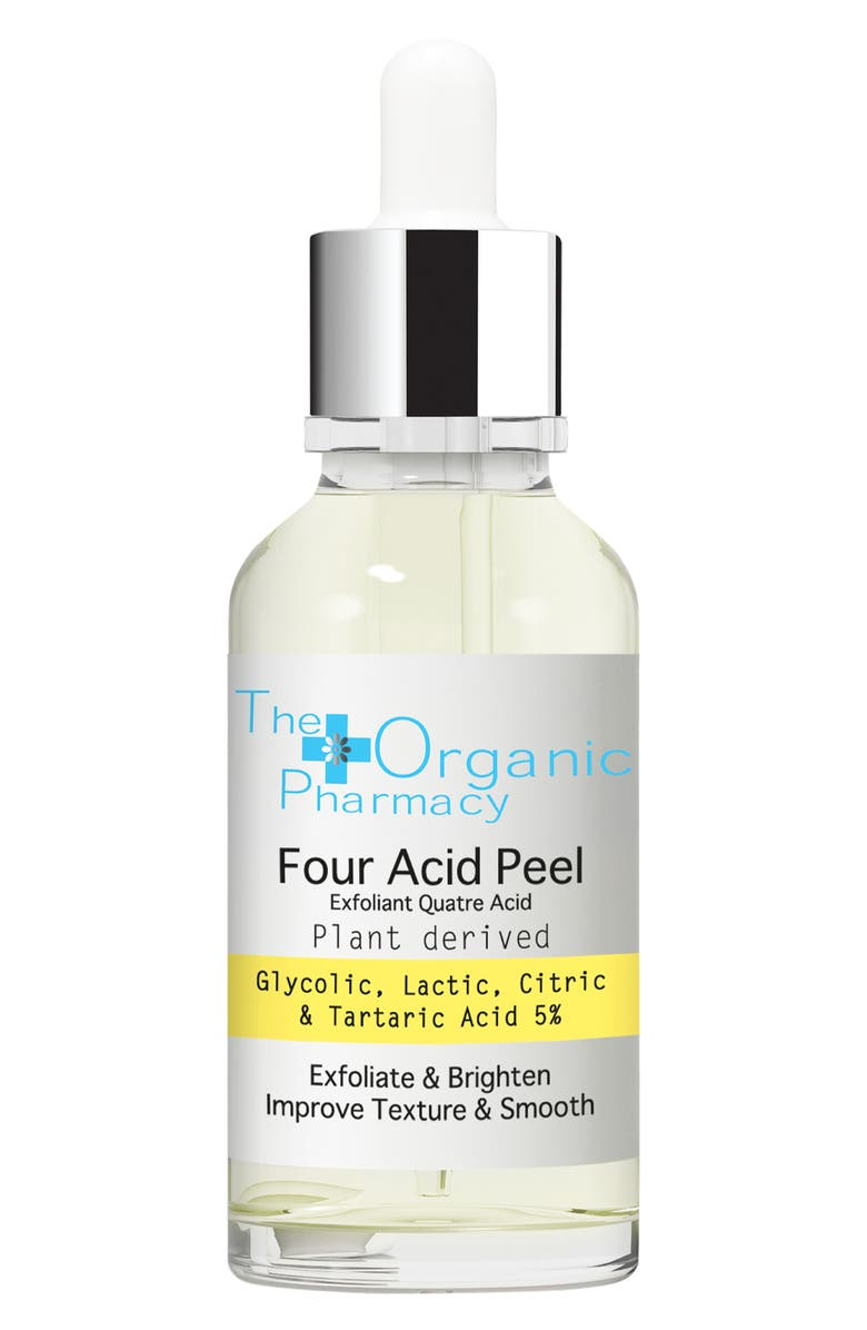 THE ORGANIC PHARMACY Four Acid Peel, Main, color, NO COLOR