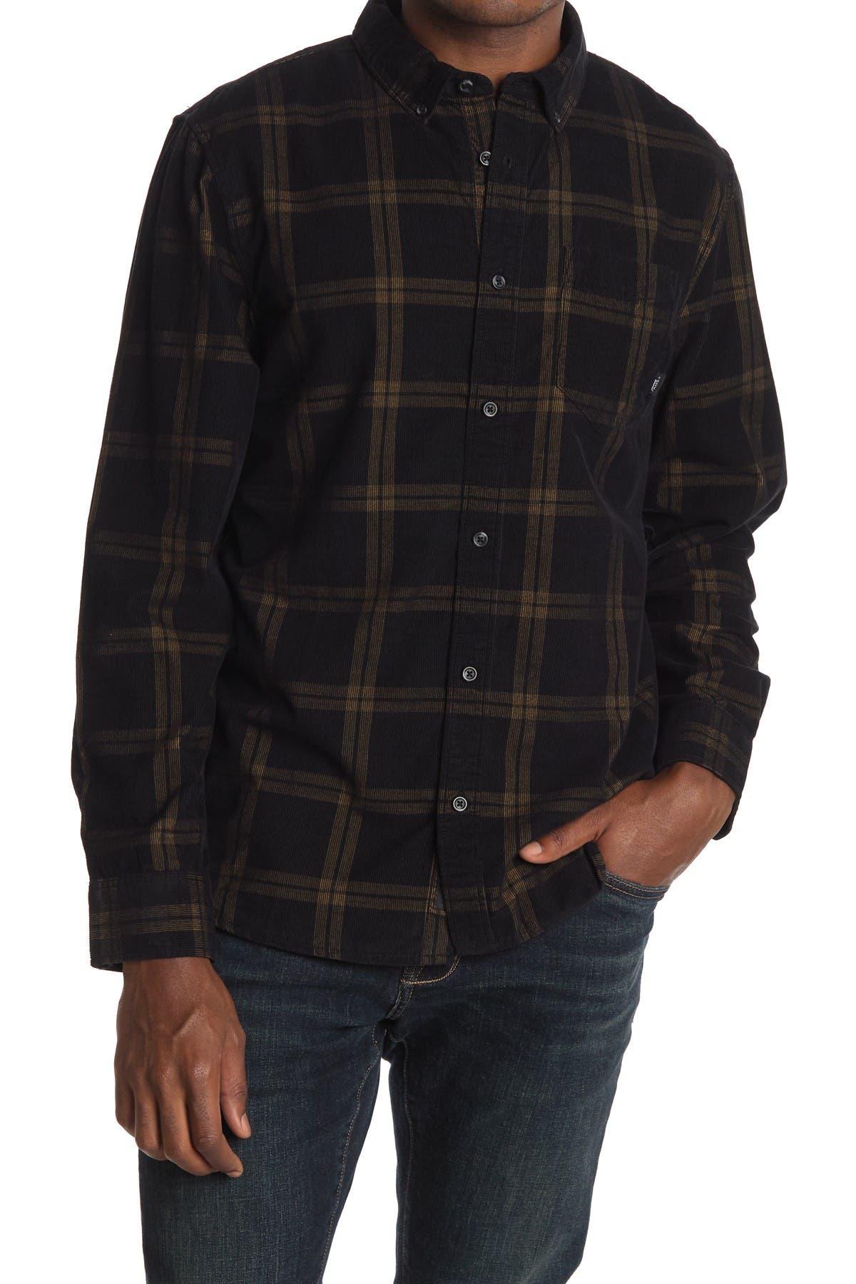 Image of VANS Sherwood Plaid Shirt