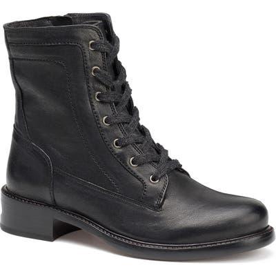 Trask Brett Combat Boot, Black