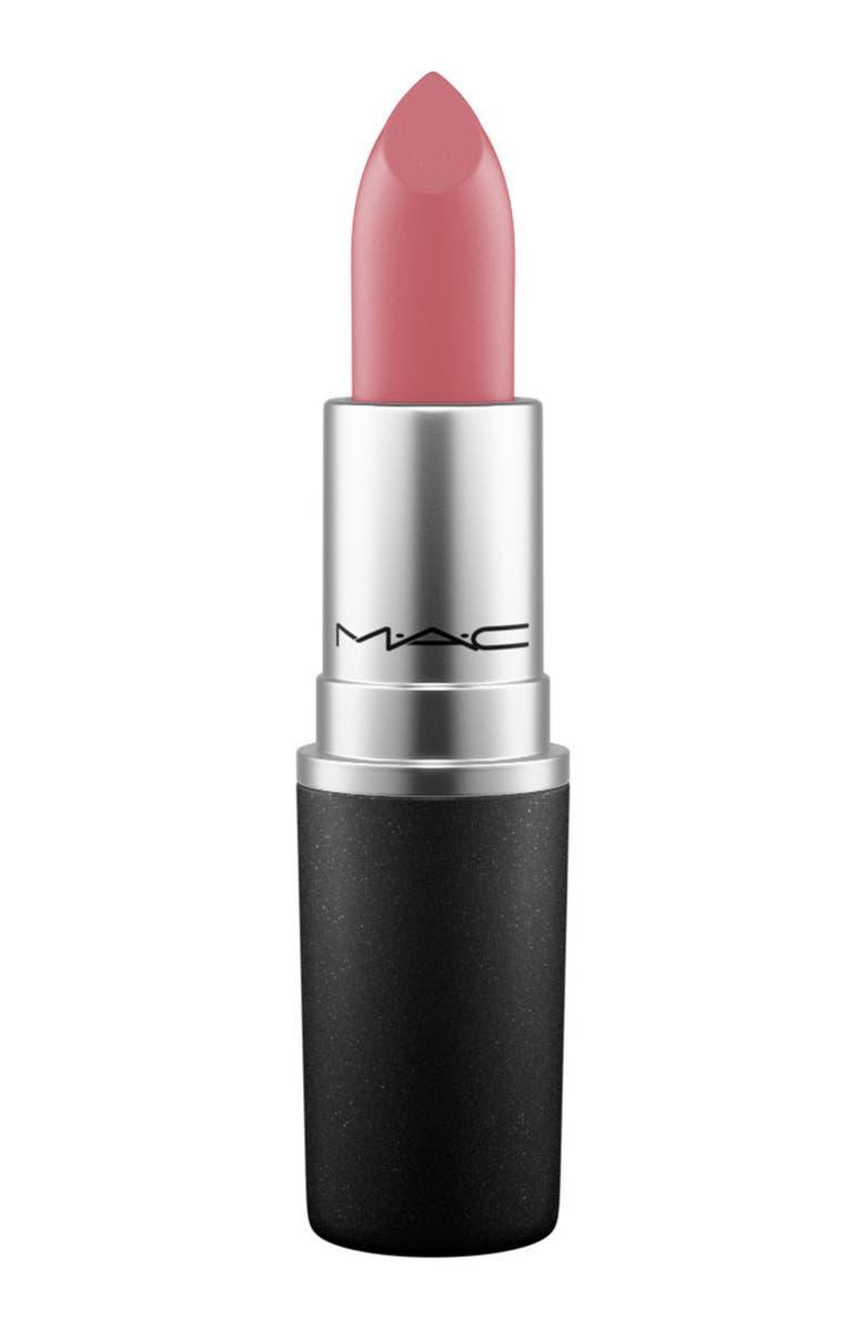 MAC COSMETICS MAC Plum Lipstick, Main, color, MEHR (M)