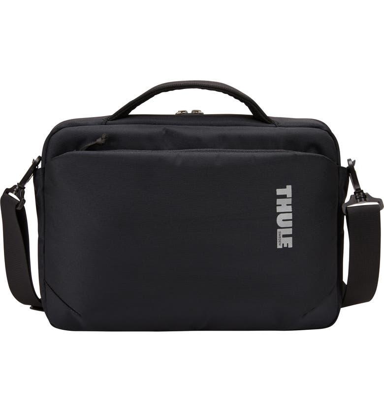 THULE Subterra 13-Inch Laptop Bag, Main, color, BLACK