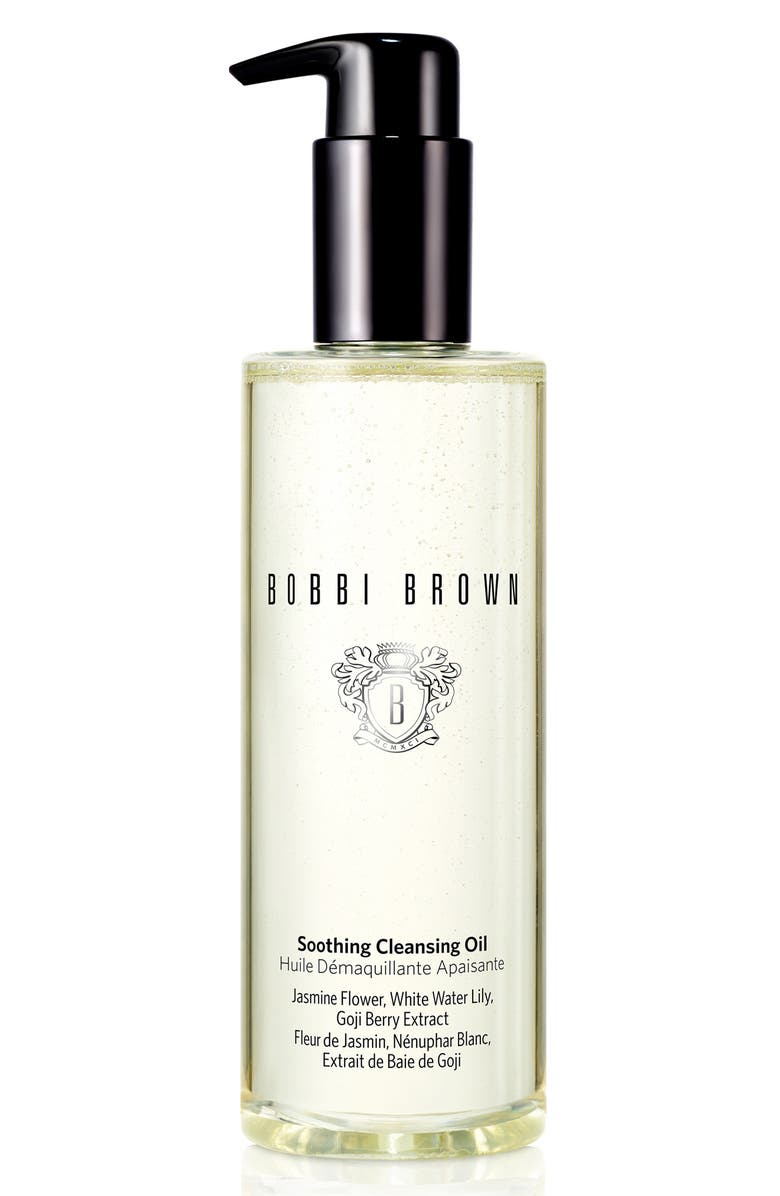 BOBBI BROWN Soothing Cleansing Oil, Main, color, NO COLOR