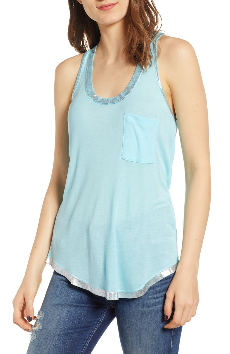 ZADIG & VOLTAIRE Samuel Modal Tank, Main, color, 451