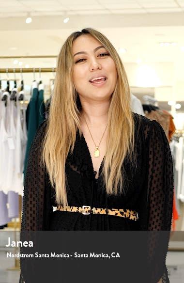 Lanora Sleeveless A-Line Dress, sales video thumbnail