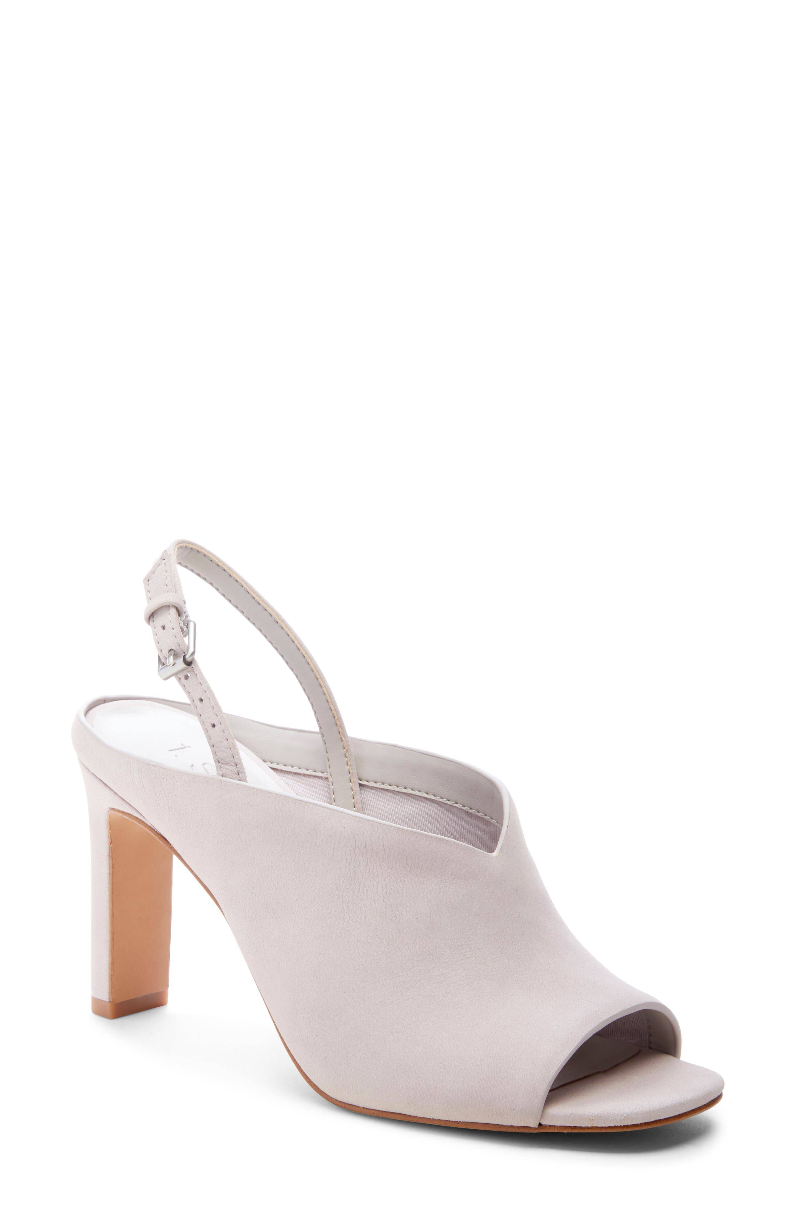 1. State Pettle Slingback Sandal, Grey