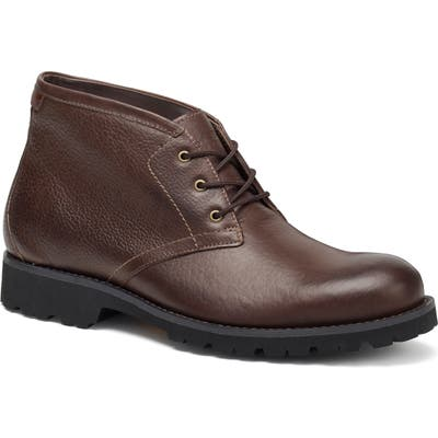 Trask Garrett Waterproof Chukka Boot, Brown
