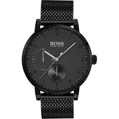 Boss Oxygen Bracelet Watch, 42Mm
