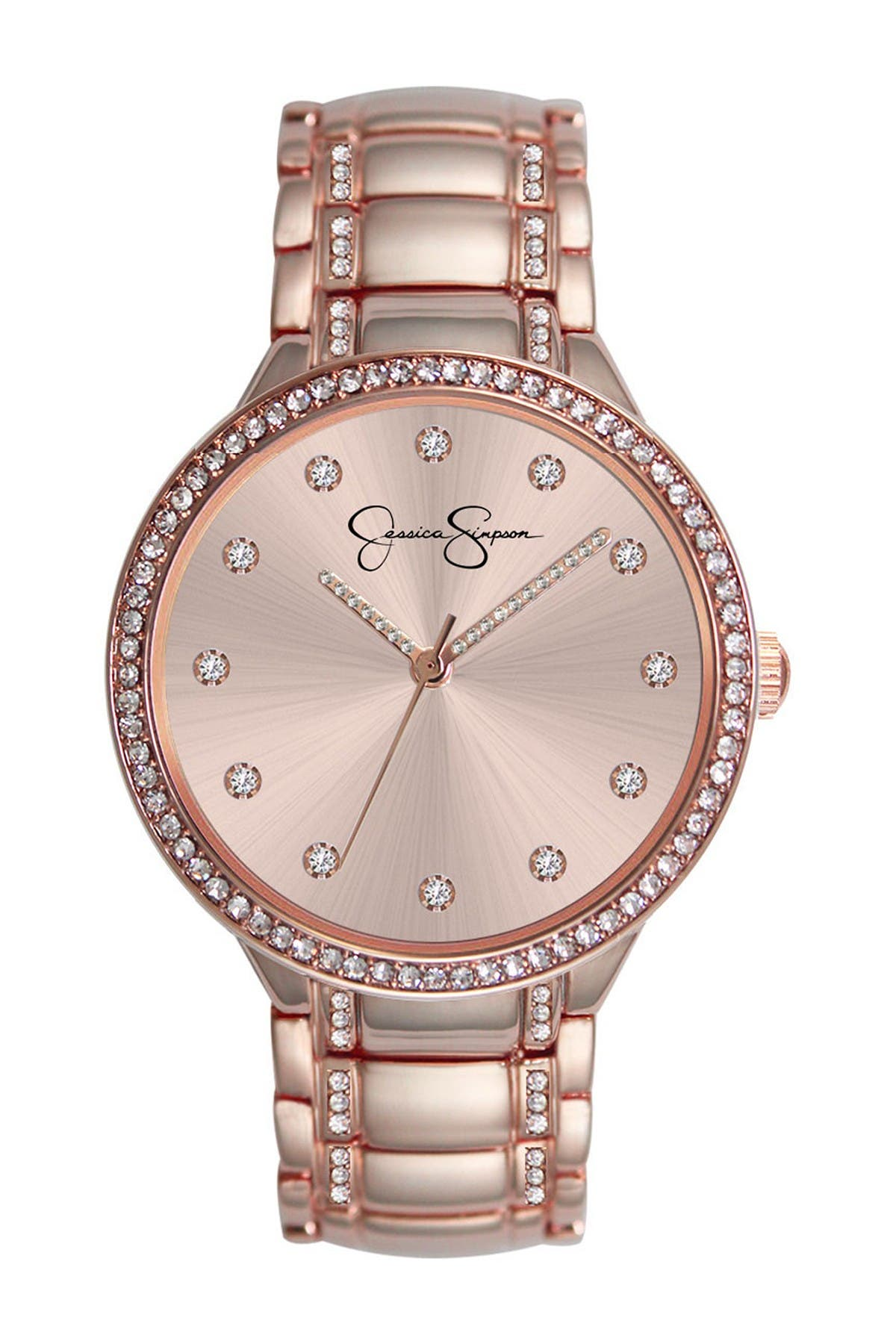 Image of Jessica Simpson Women's Quartz Bracelet Watch, 36mm
