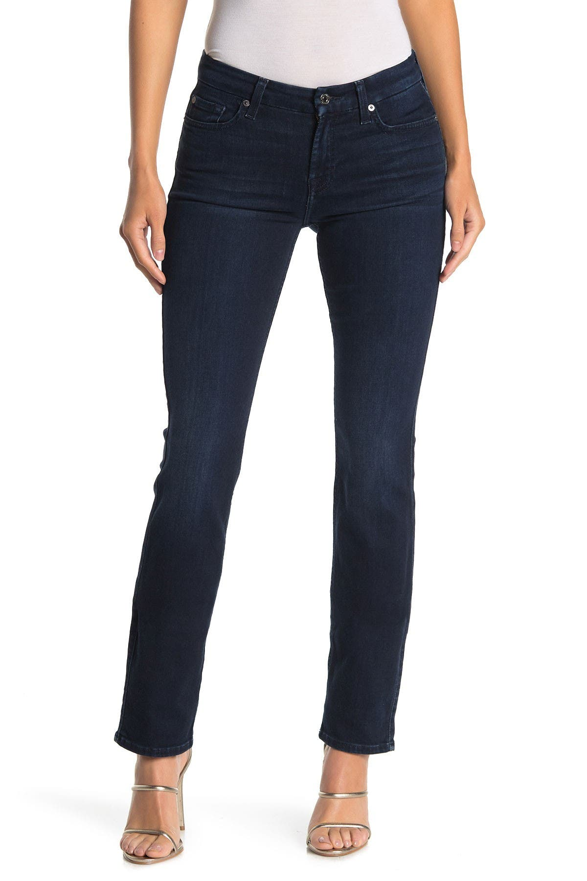 Image of 7 For All Mankind Kimmie Straight Leg Jeans