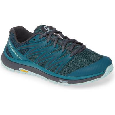 Merrell Bare Access Trail Running Shoe, Blue