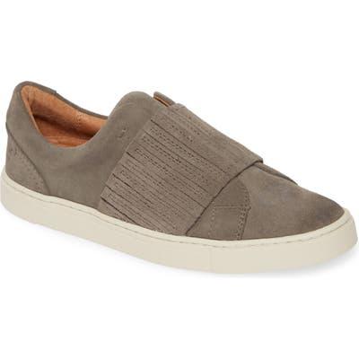 Frye Ivy Gore Slip-On Sneaker- Grey