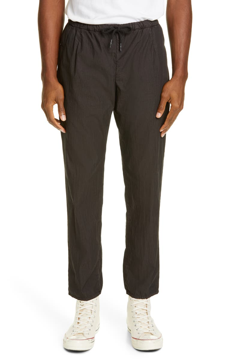 PRESIDENT'S Travel Poplin Trousers, Main, color, 001