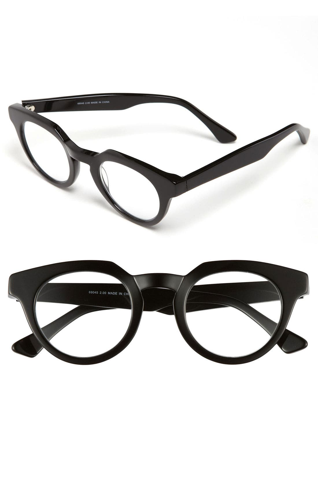 ,                             43mm Reading Glasses,                             Main thumbnail 1, color,                             001