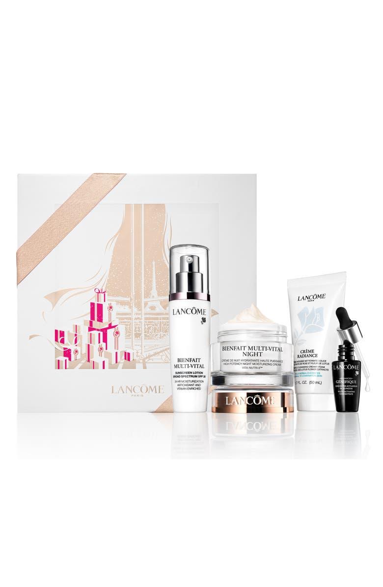 LANCÔME Bienfait Multi-Vital Set for Normal/Combination Skin, Main, color, NO COLOR