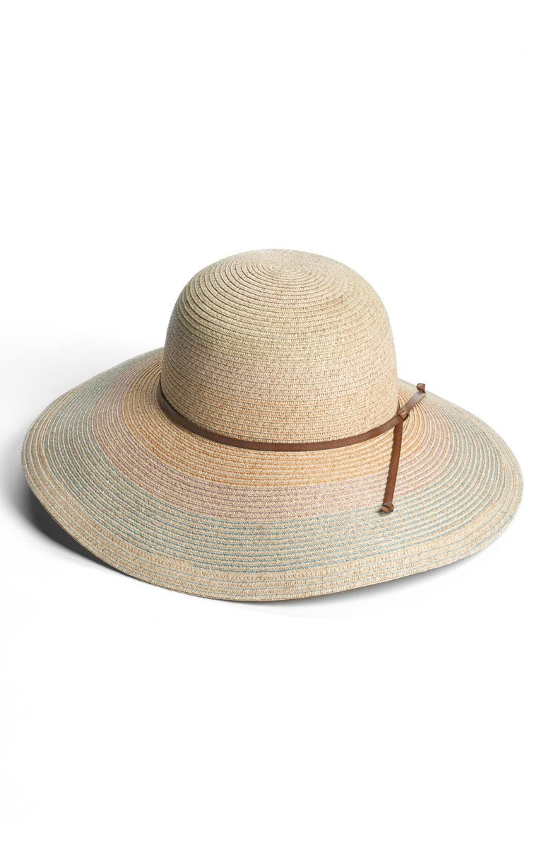 NORDSTROM Multicolor Floppy Hat, Main, color, 440