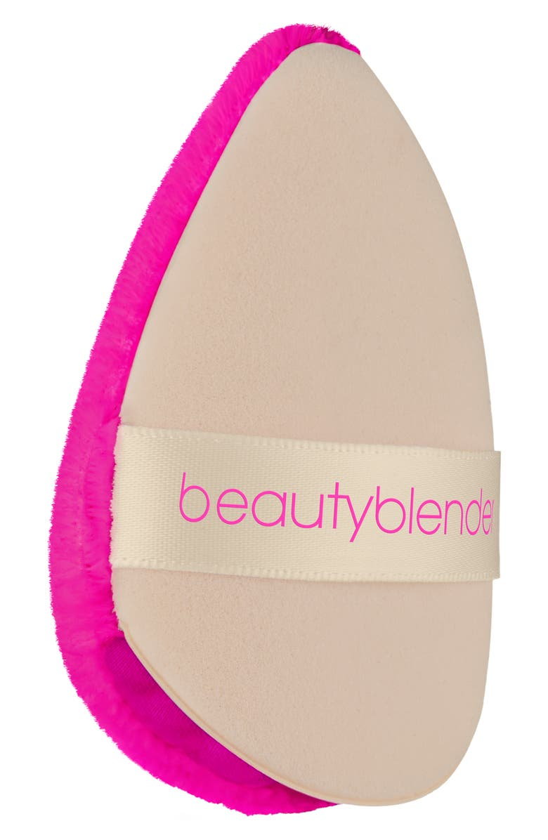 BEAUTYBLENDER<SUP>®</SUP> Pocket Puff<sup>™</sup> Dual-Sided Powder Puff, Main, color, NO COLOR