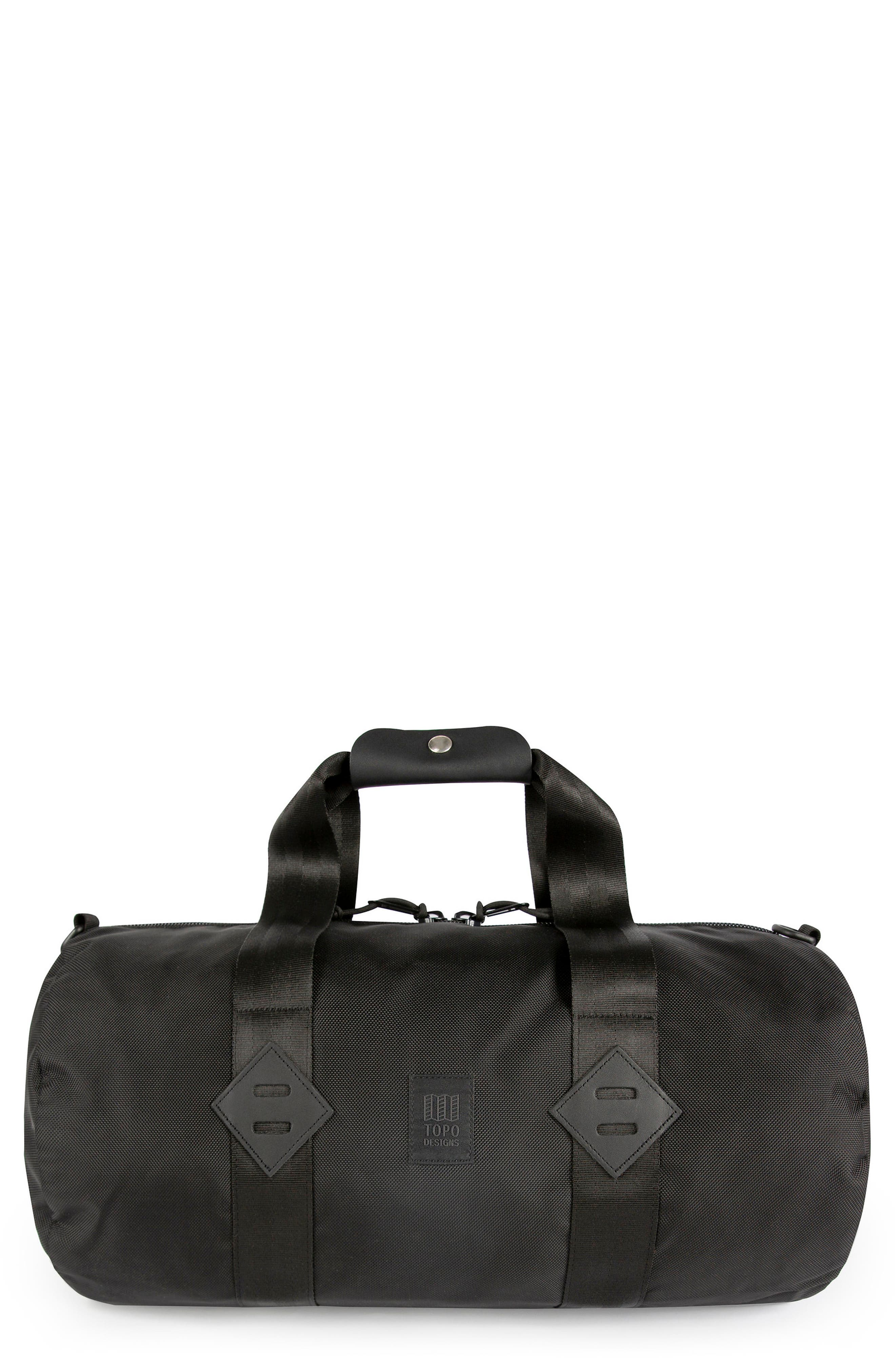 Water Repellent Classic Duffle Bag