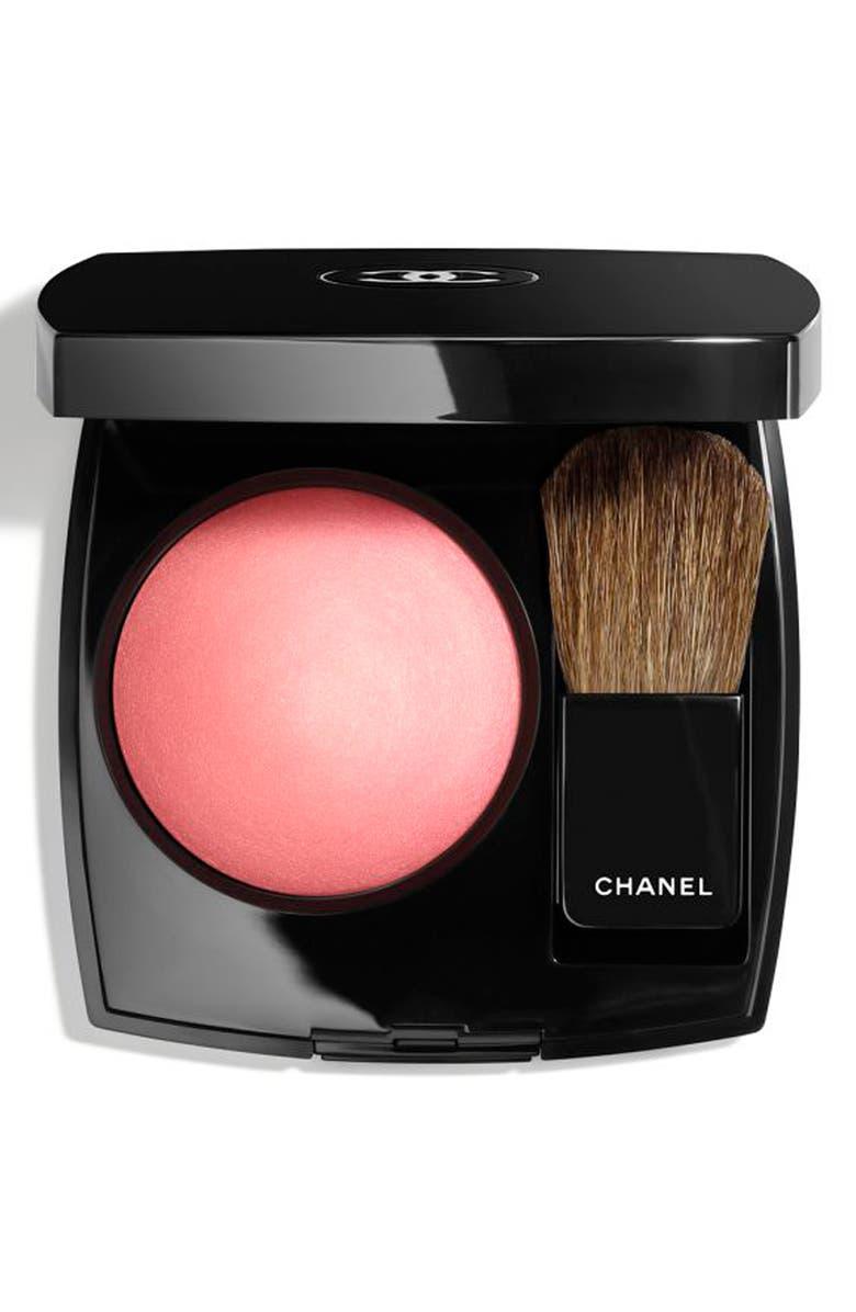 CHANEL JOUES CONTRASTE <br />Powder Blush, Main, color, 330 ROSE PETILLANT