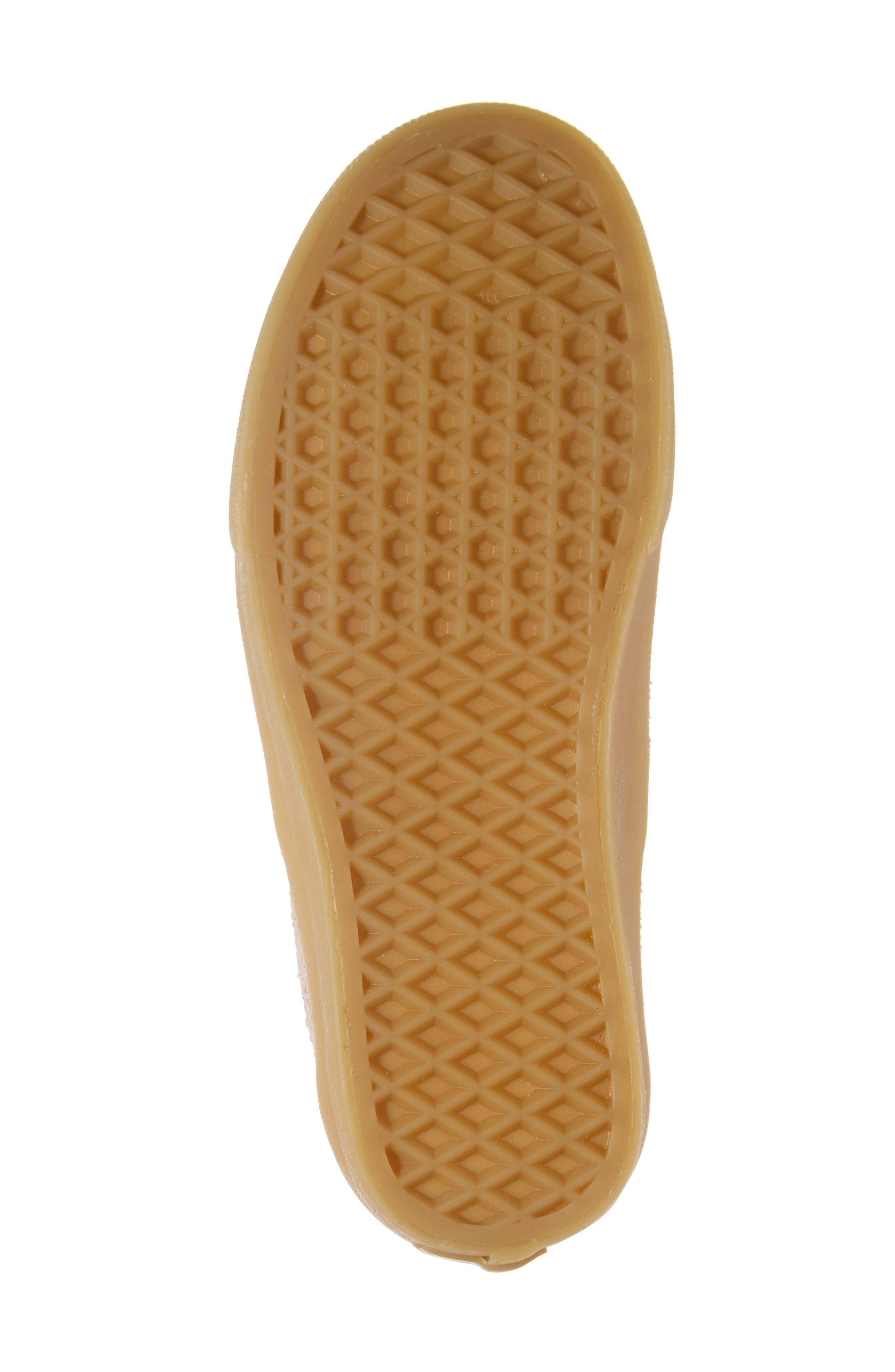 ,                             Classic Slip-On Sneaker,                             Alternate thumbnail 417, color,                             656