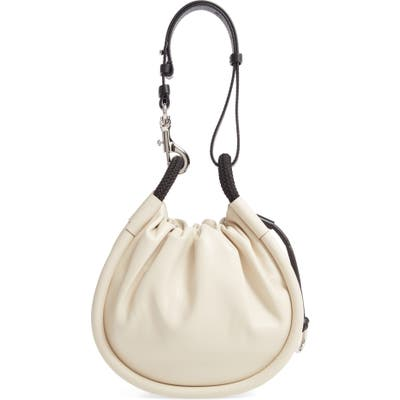 Proenza Schouler Small Canteen Leather Shoulder Bag - Ivory