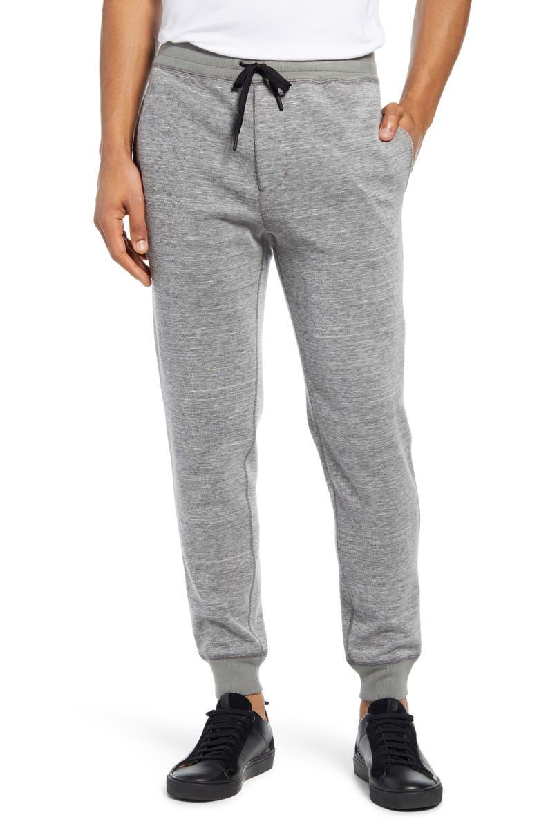 CLUB MONACO Essential Jogger Pants, Main, color, MEDIUM GREY