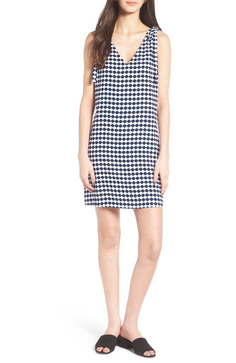 COOPER & ELLA Kamilly Shift Dress, Main, color, 415