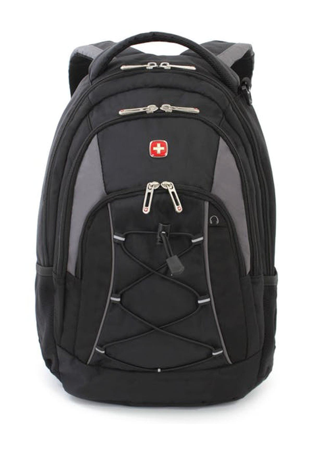 "Image of SwissGear 17"" Bungee Student Backpack"
