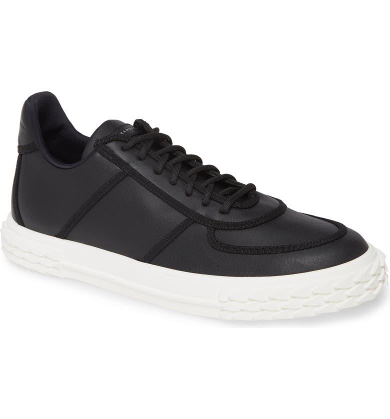 GIUSEPPE ZANOTTI Low-Top Sneaker, Main, color, 015