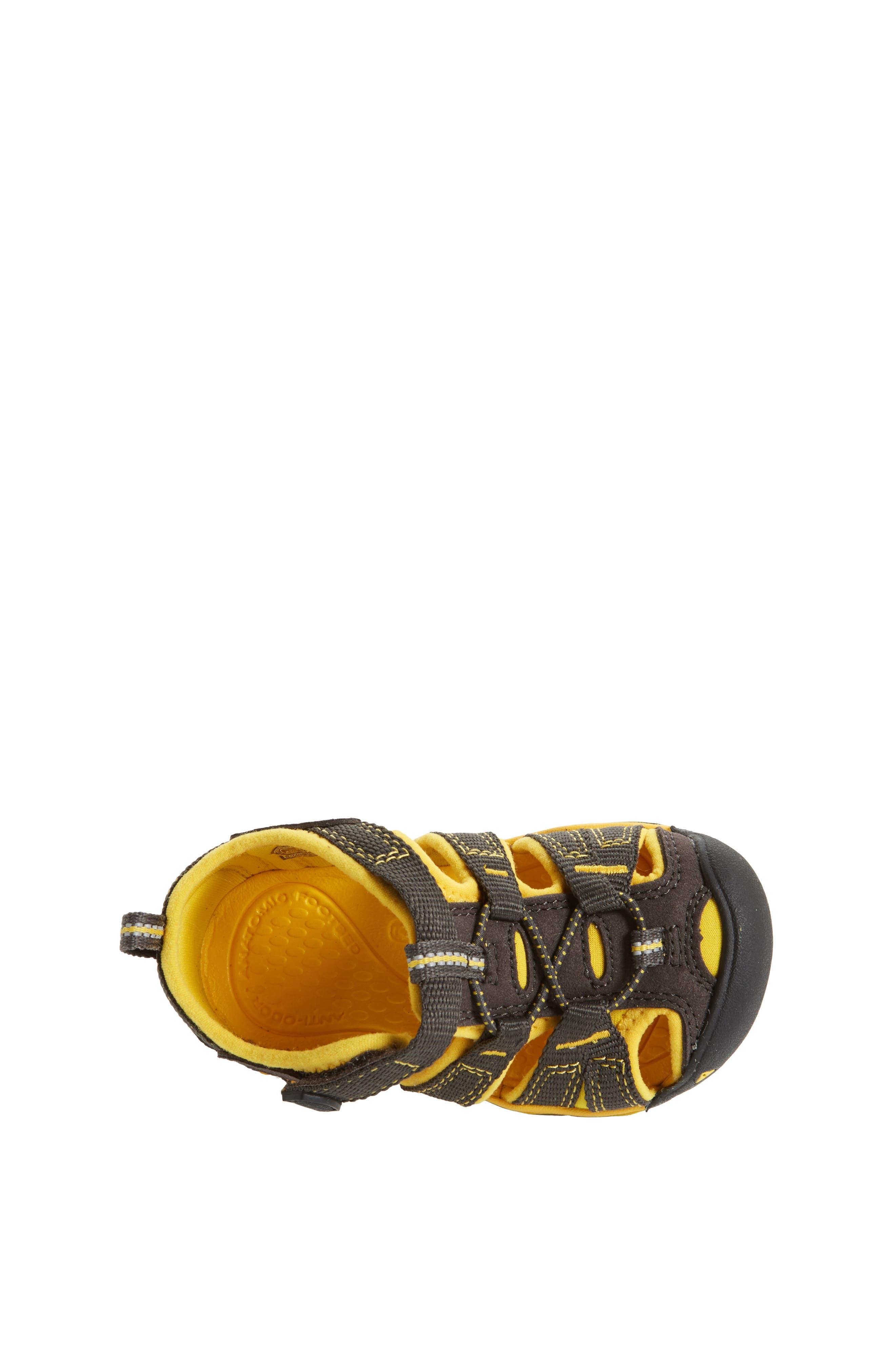 ,                             'Seacamp II' Water Friendly Sandal,                             Alternate thumbnail 107, color,                             001