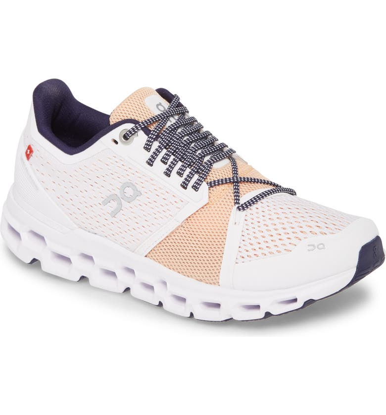 ON Cloudstratus Running Shoe, Main, color, 178